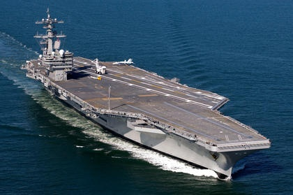USS George HW Bush original